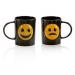 Happy/Sad Two-Sided Emoji Mug