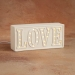 Love Light Up Word Plaque